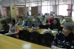 Информационный семинар по теме «Специальная оценка условий труда»